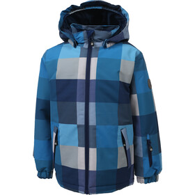 Color Kids Dikson Veste de ski rembourrée Enfant, estate blue